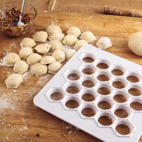 Want perfect dumplings? Buy this 23 Holes Pastry Maker