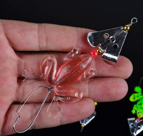 New Fishing Frog Lure
