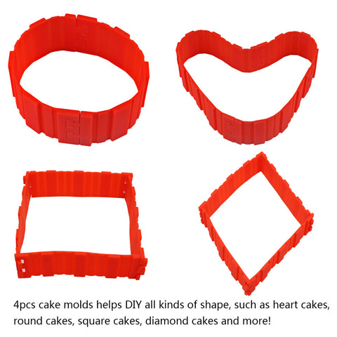 The best DIY Silicone Cake Mold