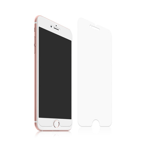 Powstro PET Film Soft Clear Phone Screen Protector for iPhone 6 6S 7 Plus 5S SE Screen Guard PET Screen Film Full Coverage