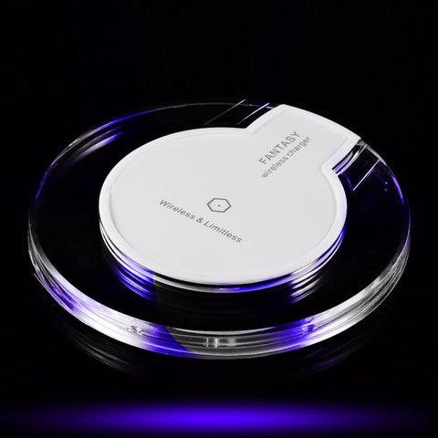 Wireless Quick Charging Pad for SAMSUNG S6 Edge Plus S7 Note 5