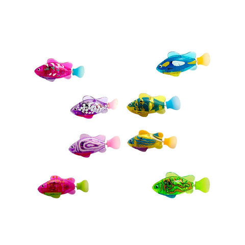 High quality Robot Fish ( x 4 fishes)