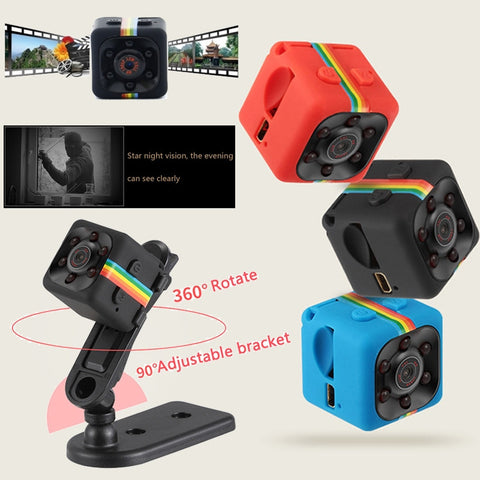 Versatile IR Night Vision Camera