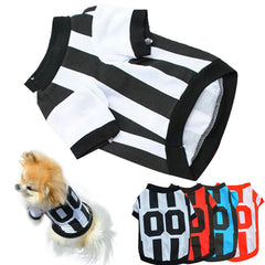 New Fashion Cute Small Dog Clothes Sport Style