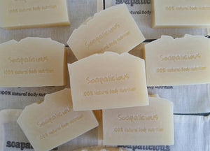Australian Spearmint, Lime & Rosemary Shampoo Bar - Palm Oil Free