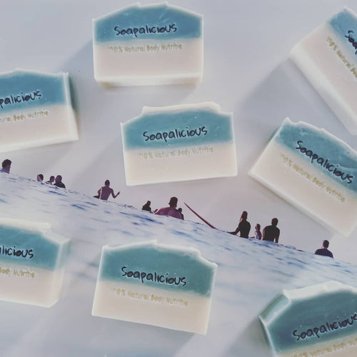 Mint Soap with Australian Kaolin Clay