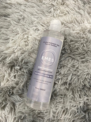 EMES Hand Sanitizer Gel  w/Essential Oil