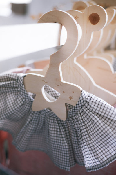 Hangers Star - Package with 3 pcs - 25% discount