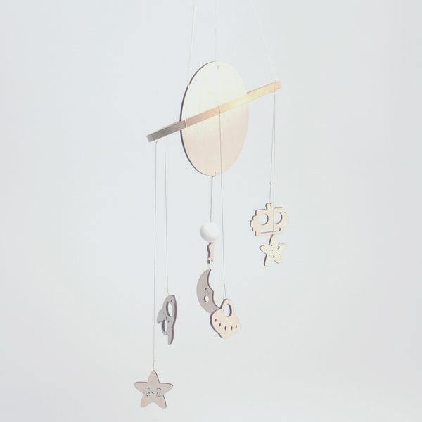 Mobiles Up in the air - Package with 3 pcs - SOLD OUT