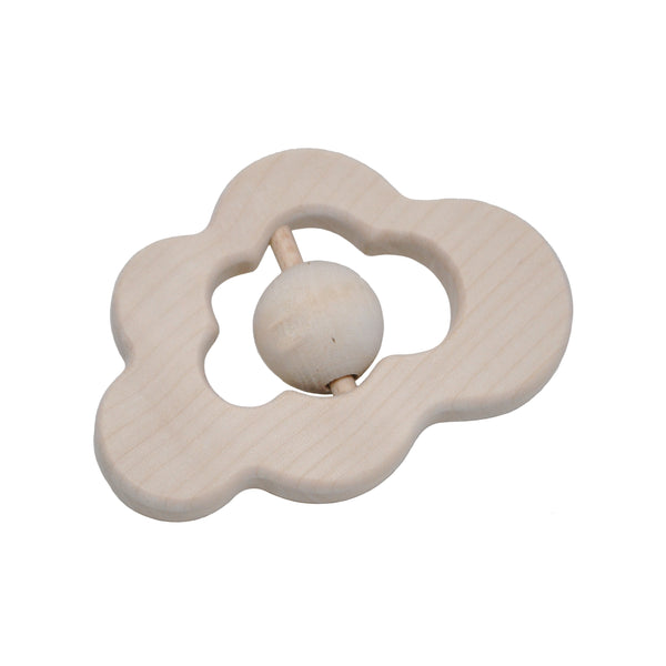 Rattle Cloud - Package with 3 pcs