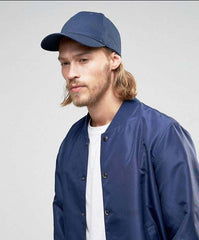 Topi Baseball Cap Polo Navy / Black / Cream / Pink