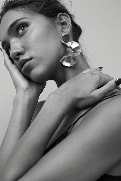 FLOUNCE earring by Sara Robertsson in Make it Last