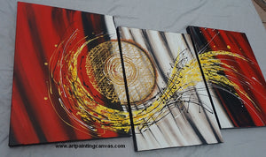 Painting Samples of Abstract Art Painting, Large Oil Painting