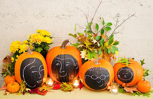 Quick and Easy Indoor Halloween Decorating Ideas