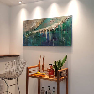 Buyer's Review on the Abstract Painting