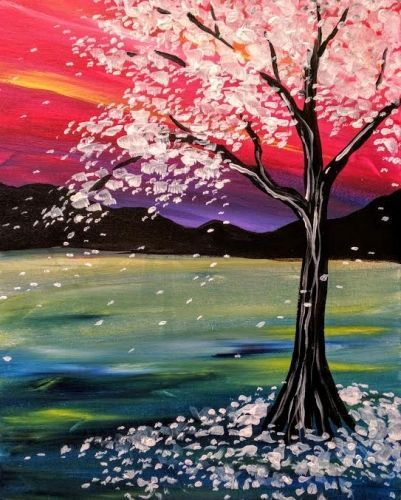 Easy Tree Painting Ideas for Beginners, Simple Acrylic Abstract Painting Ideas, Easy Landscape Painting Ideas, Easy Canvas Painting Ideas
