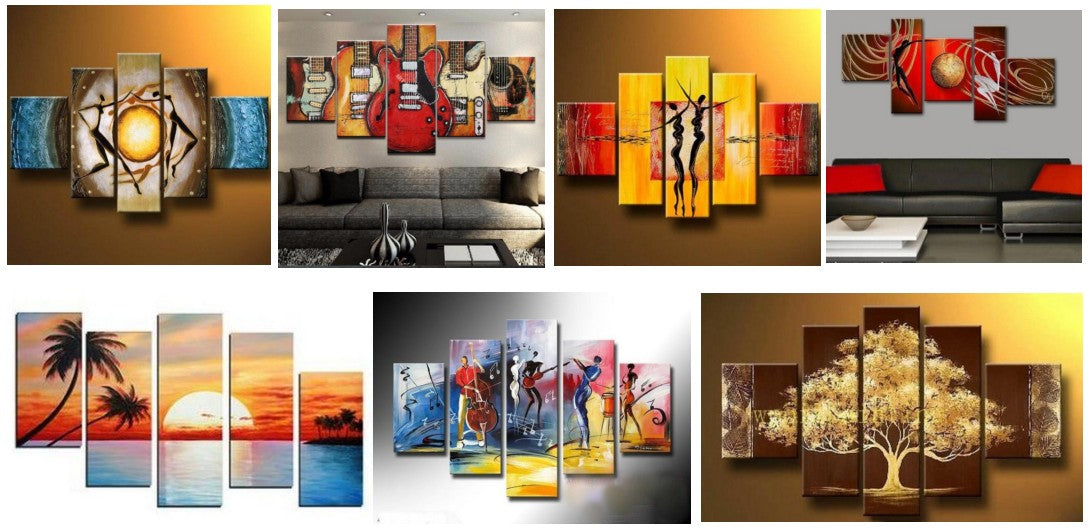 Modern Acrylic Paintings, Modern Paintings, Modern Canvas Art, Modern Abstract Paintings, Modern Paintings for Living Room
