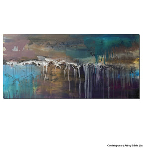 Large Wall Art Canvas, Abstract Painting, Oil Painting Landscape, Contemporary Painting, Wall Decor, Canvas Painting, Original Abstract Art