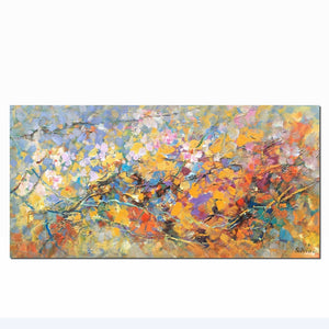 Abstract Painting, Large Oil Painting, Canvas Painting, Original Art, Modern Painting, Coffee Wall Art, Oil Painting Abstract, Abstract Art - Art Painting Canvas