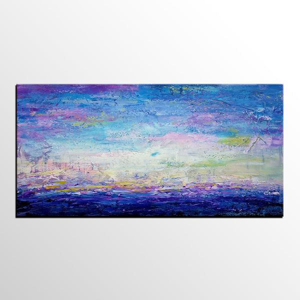 Canvas Art, Abstract Painting, Original Art, Large Art, Oil Painting, Abstract Art, Landscape Painting, Canvas Painting, Large Wall Art - Art Painting Canvas