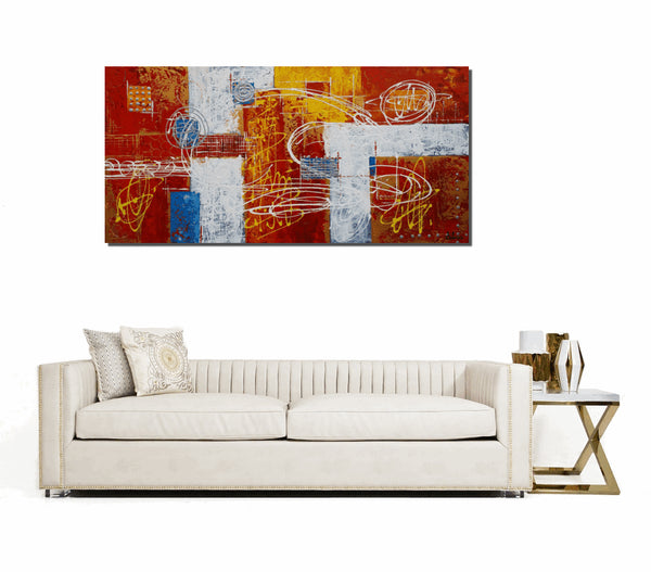 Abstract Painting, Large Painting, Original Painting, Large Art, Canvas Art, Wall Art, Abstract Art, Abstract Painting, Canvas Painting - Art Painting Canvas