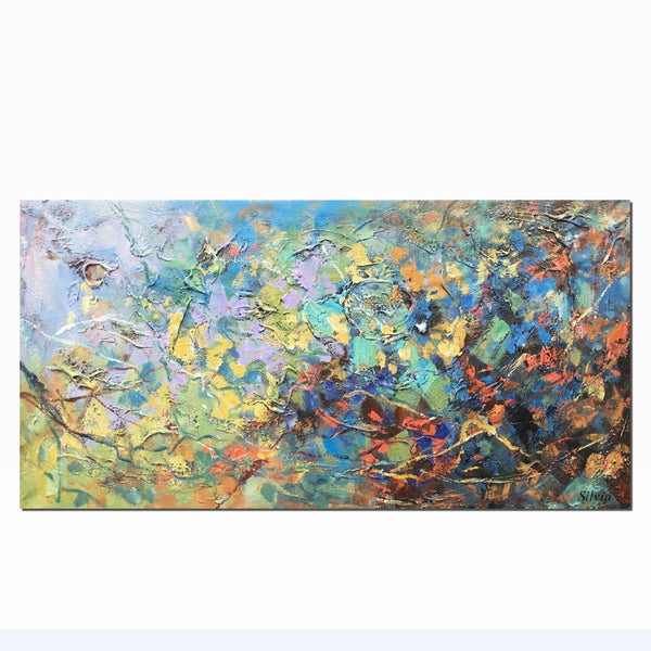 Modern Painting, Abstract Painting, Modern Art, Canvas Art, Original Art, Landscape Painting, Wall Art, Modern Oil Painting
