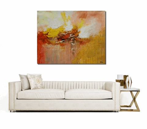 Canvas Art, LARGE Art, Original Art, Oil Painting, Large Painting, Contemporary Art, Abstract Art, Wall Art, Canvas Painting - Art Painting Canvas