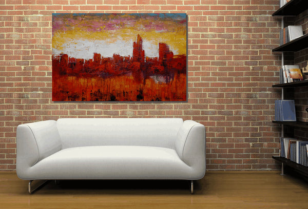 Canvas Painting, Abstract Art, Living Room Art, Modern Painting, Large Wall Art, Large Art, Large Painting, Canvas Art, Large Oil Painting