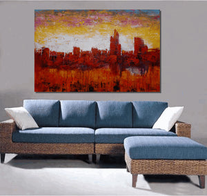 Canvas Painting, Abstract Art, Living Room Art, Modern Painting, Large Wall Art, Large Art, Large Painting, Canvas Art, Large Oil Painting - Art Painting Canvas