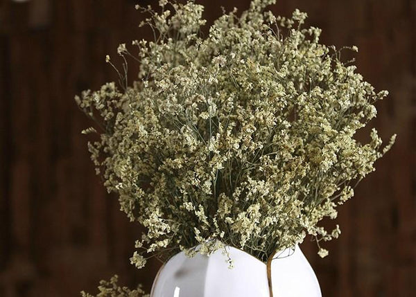 Decorative Grass, Floral arrangements, bouquets, dried crystal flowers, dried grass
