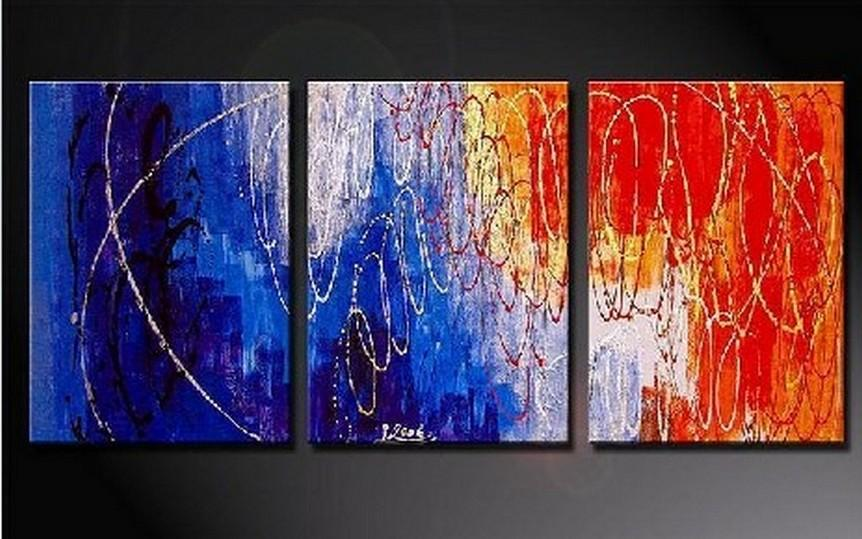 Large Painting, Canvas Art, Abstract Art, Canvas Painting, Abstract Oil Painting, Living Room Art, Modern Art, 3 Piece Wall Art, Abstract Painting, Acrylic Art