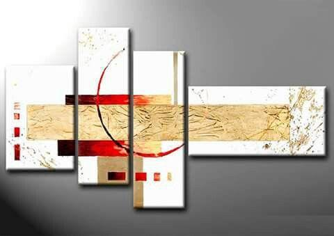 Modern Wall Art Painting, Acrylic Painting Abstract, Abstract Contemporary Painting, Living Room Wall Paintings-Grace Painting Crafts