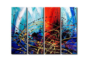 Contemporary Wall Art, Living Room Wall Paintings, Modern Wall Art Painting, Acrylic Painting Abstract