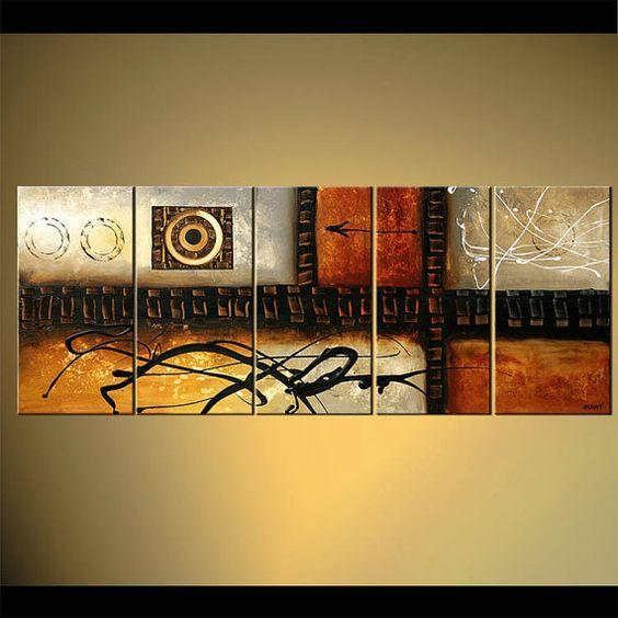 Extra Large Wall Art, Huge Art, Abstract Art, Acrylic Painting, Painting for Sale