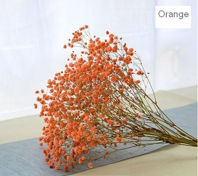 Dried Babys Breath Bunch, Gypsophila, GYP, Wedding Mason Jar Filler, Dried Flowers