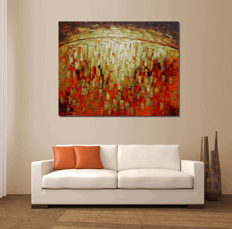 Canvas Art, Abstract Wall Art, Large Wall Art, Original Painting, Large Painting, Canvas Art, Abstract Painting, Canvas Painting, Large Art - Art Painting Canvas