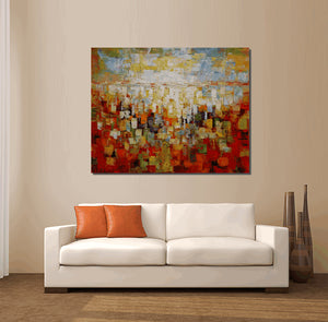 Original Painting, Wall Painting, Oil Painting, Large Canvas Art, Wall Art, Large Art, Abstract Painting, Canvas Wall Painting, Abstract Art