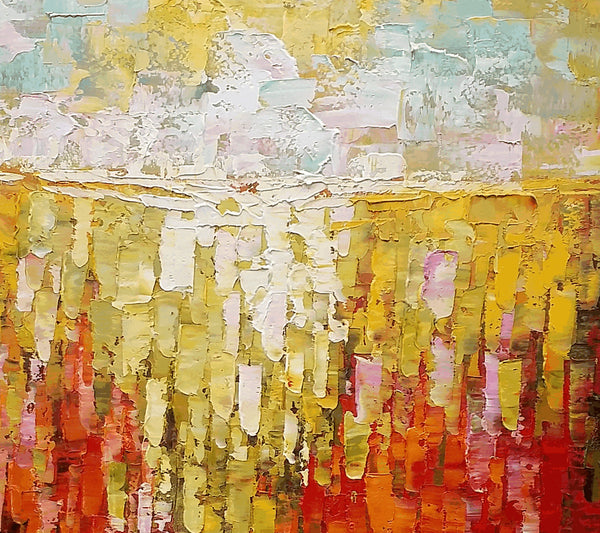Original Painting, Oil Painting, Canvas Painting, Large Wall Art, Abstract Art, Wall Art, Large Painting, Wall Painting, Landscape painting