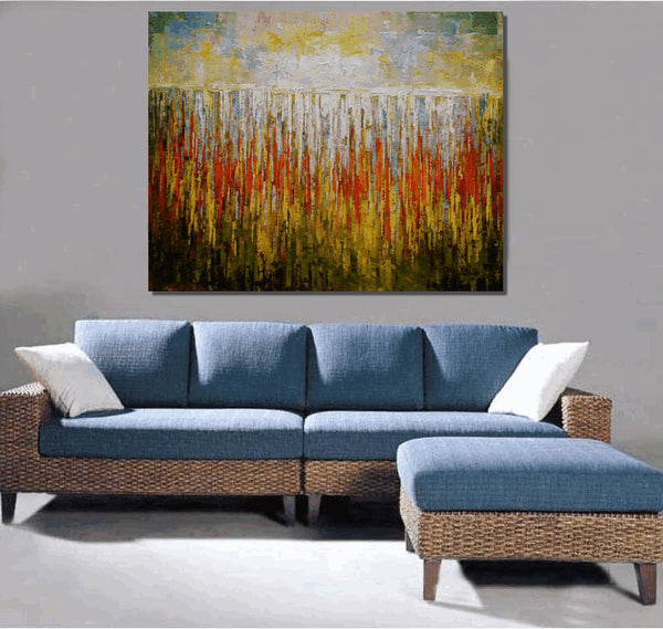 Large Art, Landscape Painting, Abstract Art, Oil Painting, Large Wall Art, Canvas Painting, Abstract Painting, Canvas Art, Large Wall Art