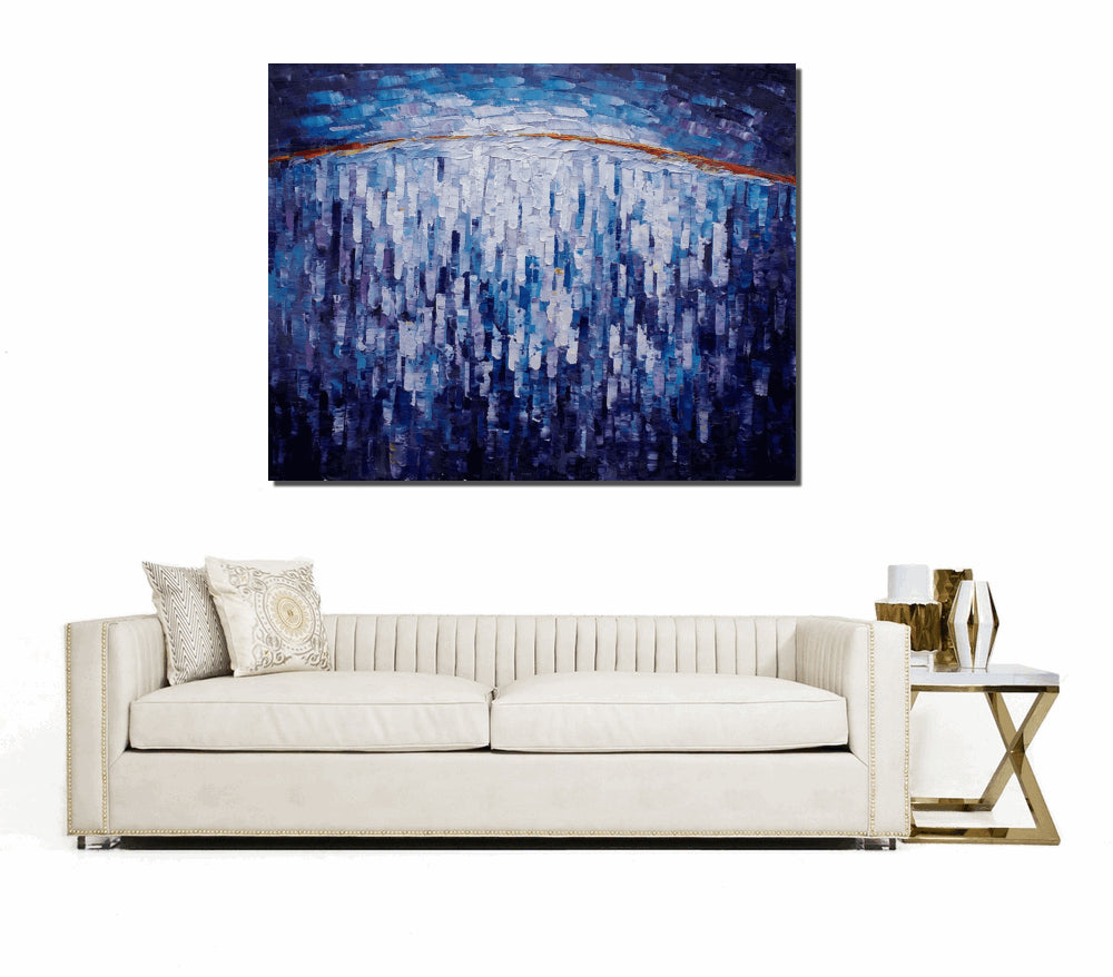 Large painting original art abstract painting large art living room wall art canvas painting abstract art canvas art oil painting