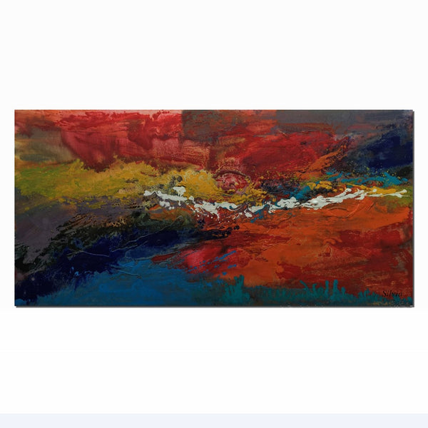 Original Painting, Abstract Painting, Landscape Oil Painting, Contemporary Art, Abstract Canvas Painting, Abstract Oil Painting, Large Art