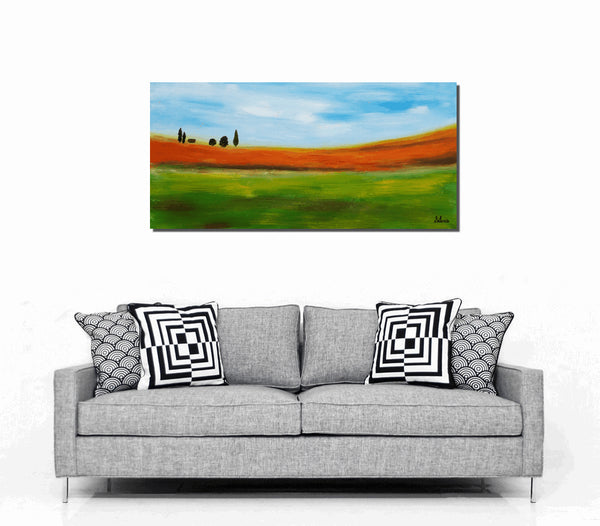 Landscape Painting, Abstract Art, Oil Painting, Wall Art, Canvas Painting, Abstract Painting, Large Canvas Art, Wall Art, Large Painting