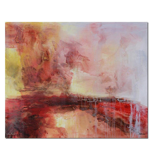 Living Room Wall Decor, Original Abstract Art, Modern Art, Oil Painting Landscape, Abstract Canvas Art, Large Abstract Art, Abstract Art