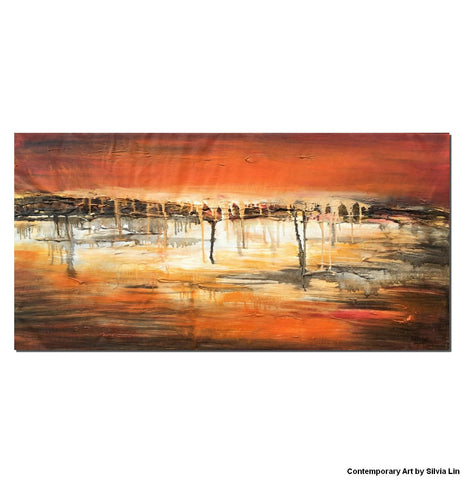 Modern Art, Abstract Canvas Painting, Abstract Oil Painting, Master Bedroom Decor, Large Wall Art Canvas, Large Painting, Abstract Art