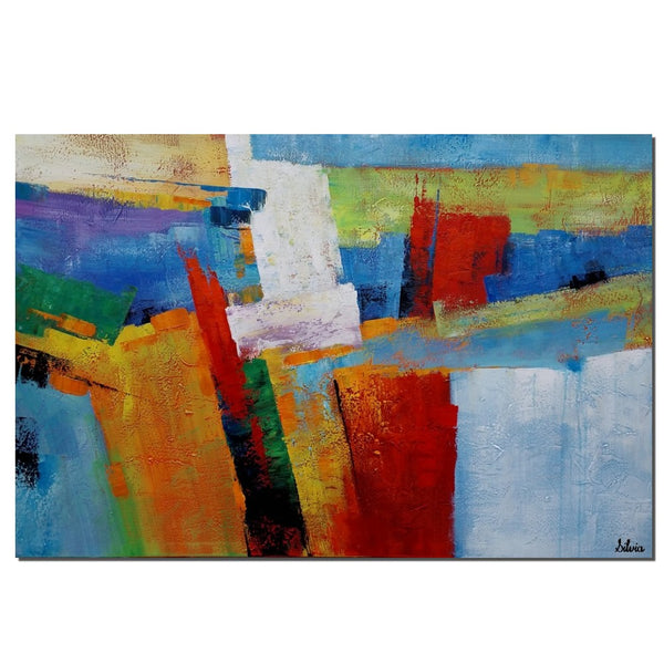 Abstract Painting, Large Wall Art Painting, Large Painting, Canvas Art, Contemporary Art, Original Oil Painting, Extra Large Abstract Art - Art Painting Canvas