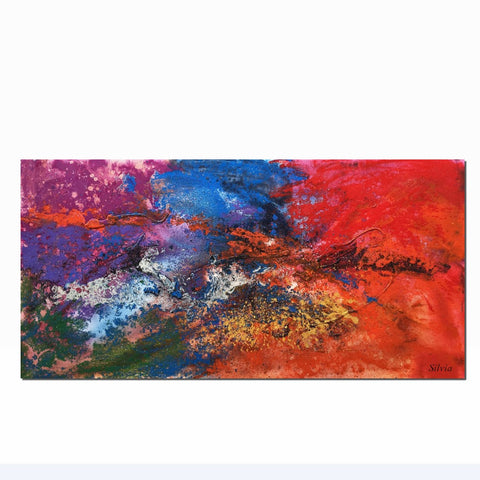 Abstract Painting, Abstract Canvas Painting, Modern Painting, Large Abstract Art, Large Landscape Painting, Oil Painting, Abstract Wall Art - Art Painting Canvas