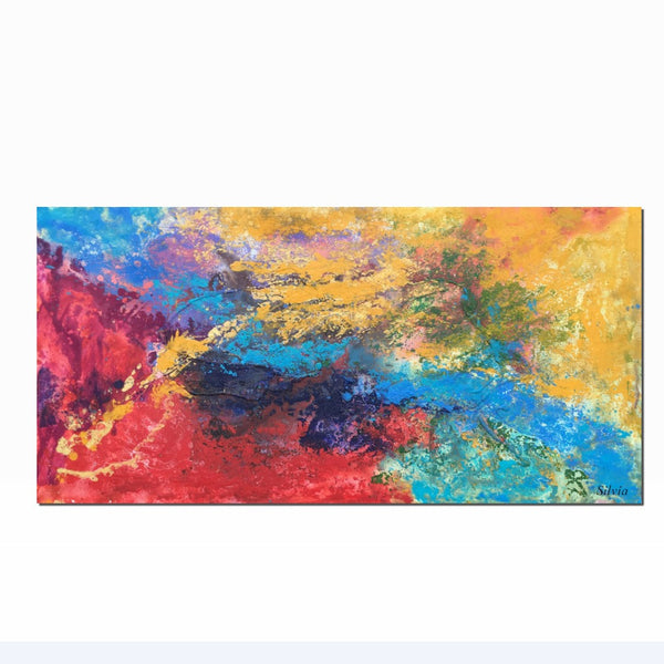 Abstract Painting, Oil Painting, Canvas Wall Art, Modern Art, Canvas Art, Original Abstract Art, Living Room Art, Large Abstract Painting - Art Painting Canvas