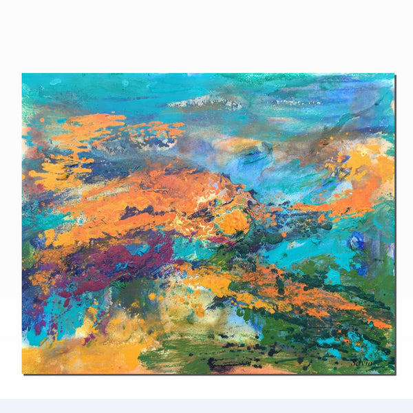 Abstract Painting, Large Wall Decor, Modern Art, Large Canvas Painting, Original Abstract Painting, Canvas Painting, Abstract Oil Painting - Art Painting Canvas