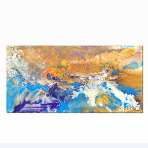 Canvas Art, Large Wall Art Painting, Abstract Art, Original Art, Oil Painting Abstract, Abstract Canvas Painting, Contemporary Art - Art Painting Canvas