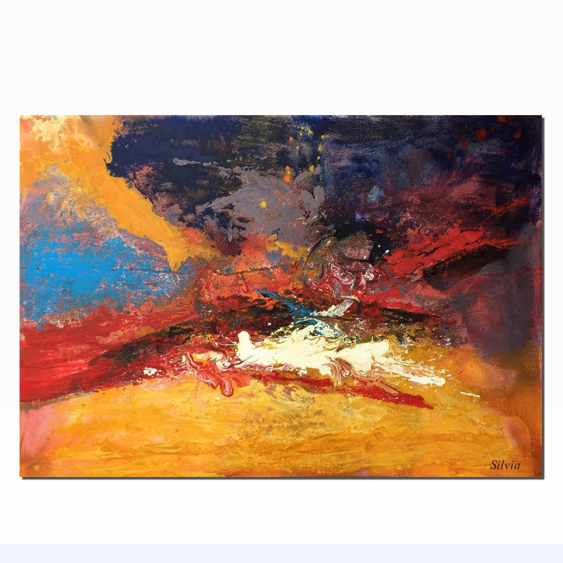 abstract painting abstract canvas painting wall art oil painting